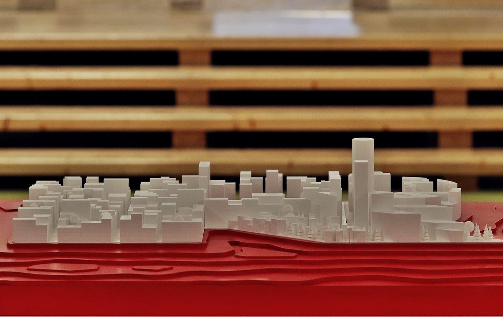 RTL maketa 3D print